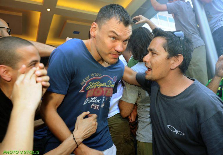 Γιασικεβίτσιους: Ακόμα σκέφτομαι να αναλάβω τον Παναθηναϊκό   Newsit.gr
