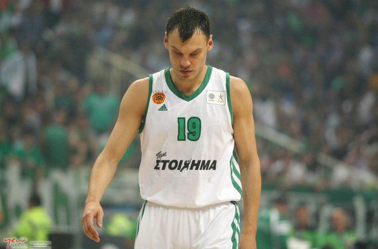 """Μια """"ανάσα"""" από την Μακάμπι ο Γιασικεβίτσιους!   Newsit.gr"""