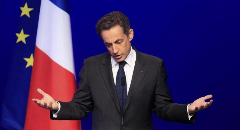 Ο Σαρκοζί παραδέχτηκε την ήττα του – Θα παραιτηθεί από την ηγεσία του κόμματος του   Newsit.gr
