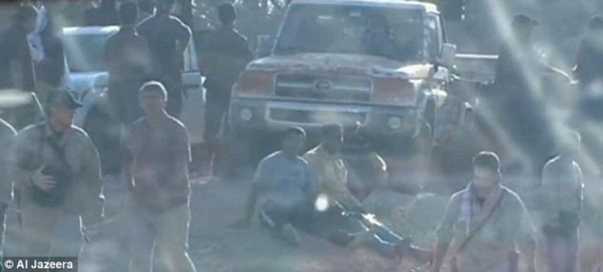 SAS κομάντος στο πλευρό των λίβυων εξεγερμένων | Newsit.gr