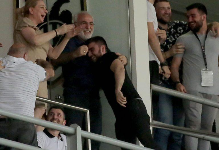 ΠΑΟΚ – Παναθηναϊκός: Ο Σαββίδης δίνει σύνθημα για τη ρεβάνς   Newsit.gr