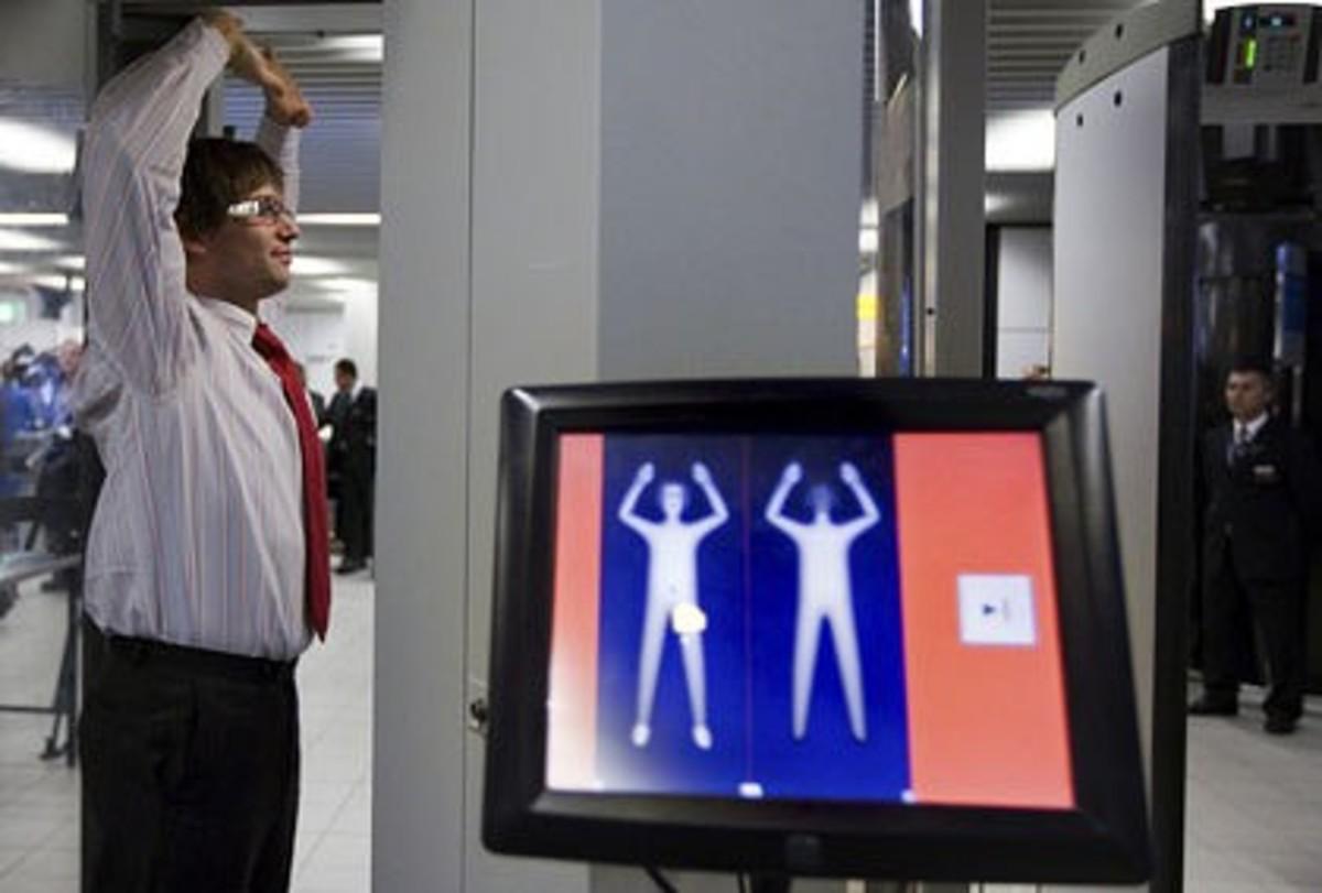 Από «σκανάρισμα» οι επιβάτες στα αεροδρόμια   Newsit.gr