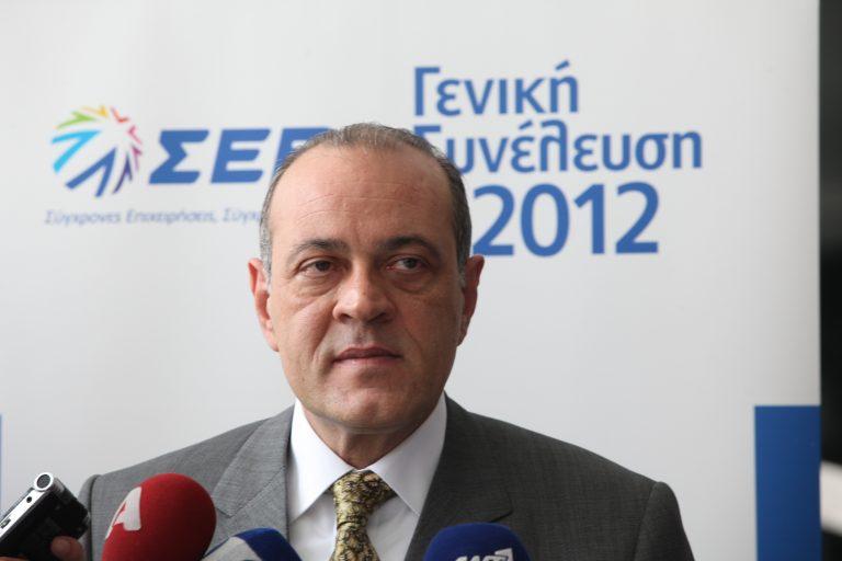 ΣΕΒ προς υπουργείο: «Δεν μπορούν να μειωθούν οι τιμές»   Newsit.gr