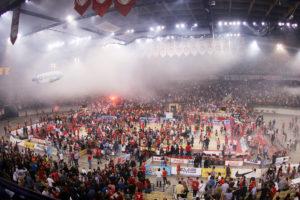 Ολυμπιακός: «Καμπάνα» με κεκλεισμένων των θυρών και βαρύ πρόστιμο
