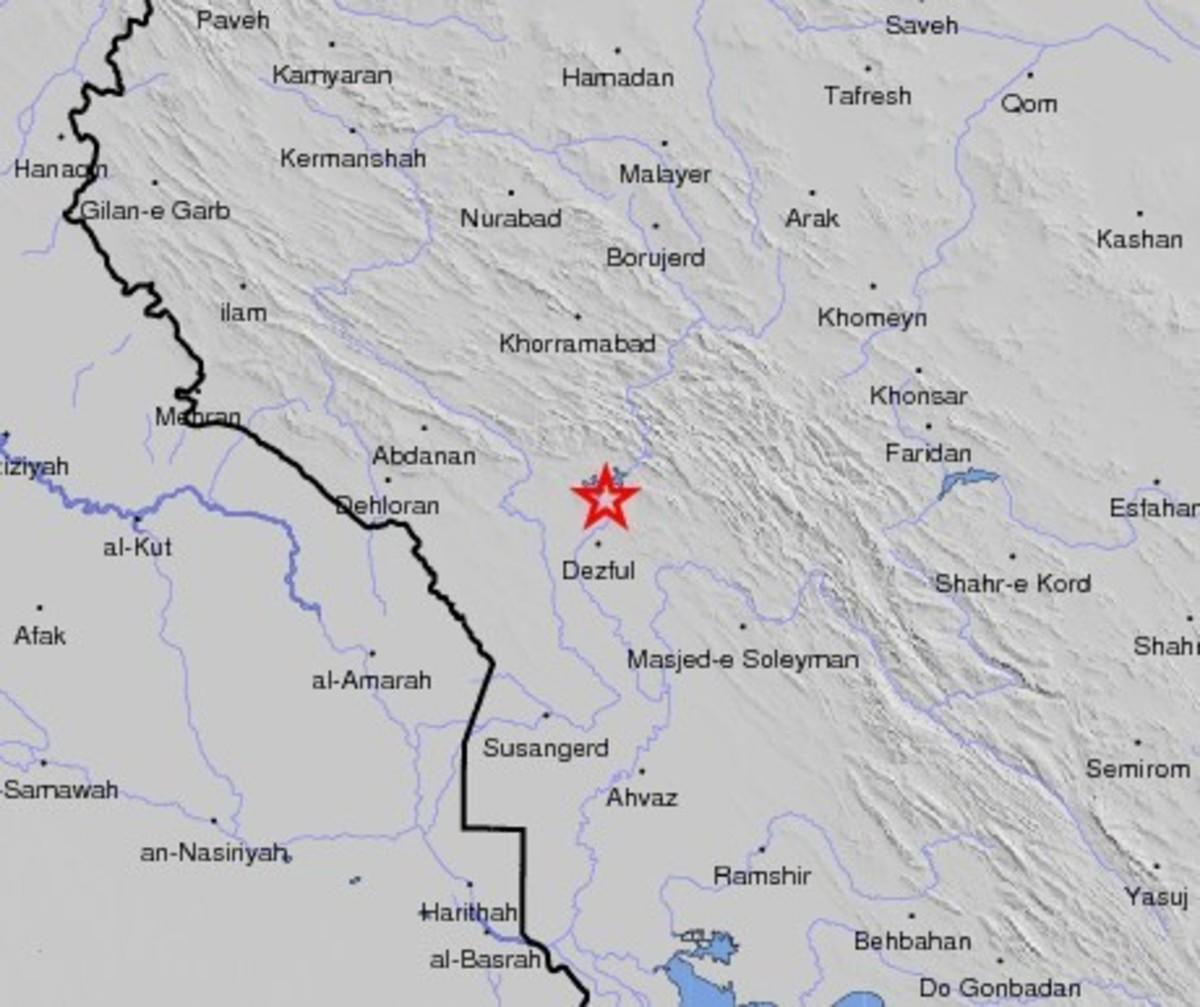 Σεισμός σε κατοικημένη περιοχή στο Ιράν | Newsit.gr