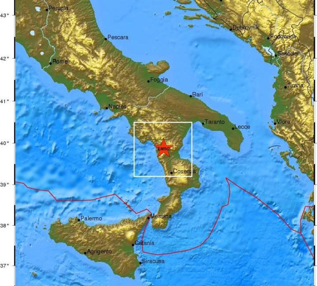 Συναγερμός από το μεγάλο σεισμό στην Ιταλία | Newsit.gr
