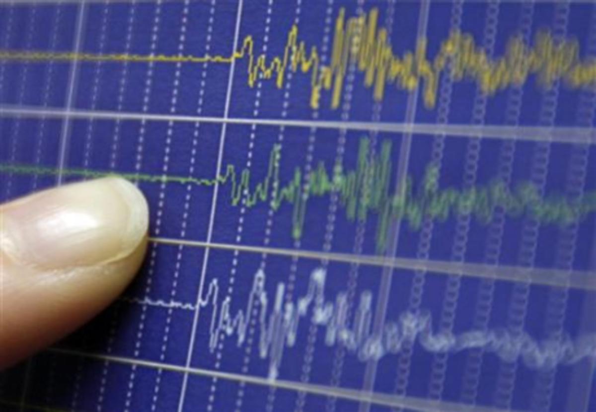 4 σεισμοί σε 3 ώρες στην Κρήτη | Newsit.gr