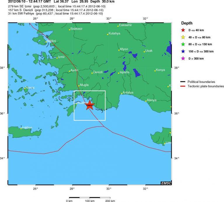 60 τραυματίες στην Τουρκία από τον ισχυρό σεισμό στα Δωδεκάνησα   Newsit.gr