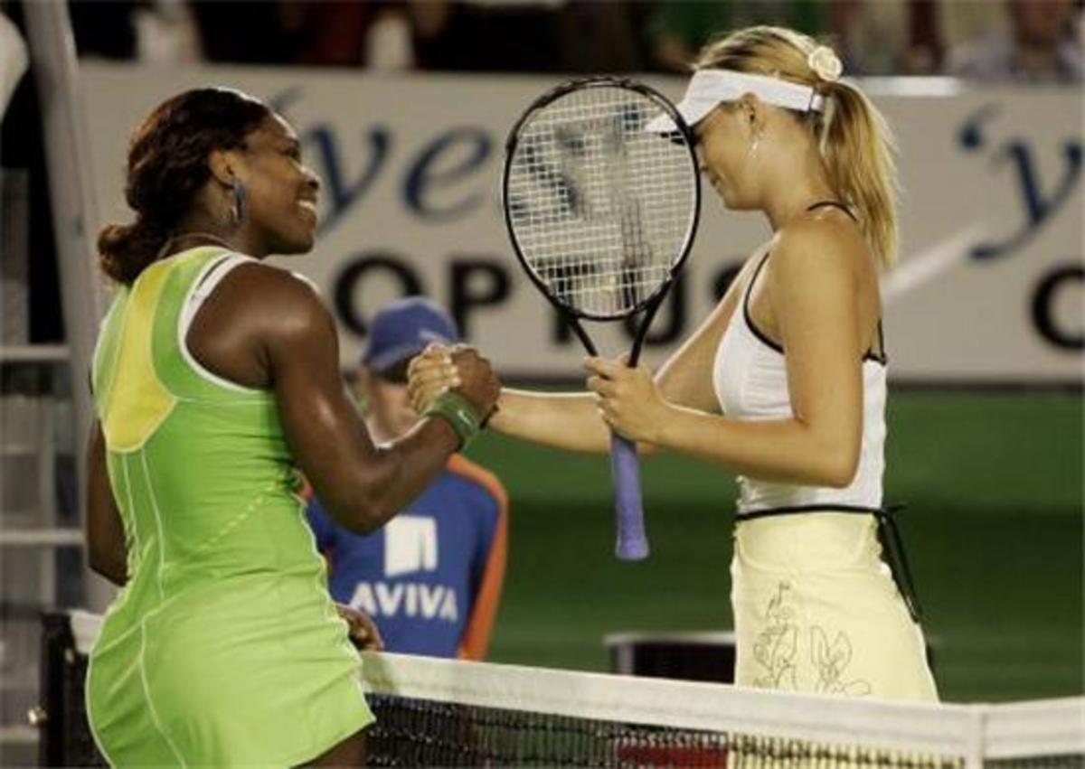 Σαράποβα – Γουίλιαμς στον τελικό των γυναικών | Newsit.gr