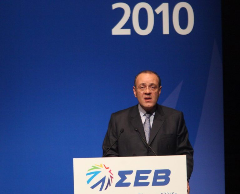 Πόλεμος μεταξύ ΠΑΣΟΚ και ΣΕΒ | Newsit.gr