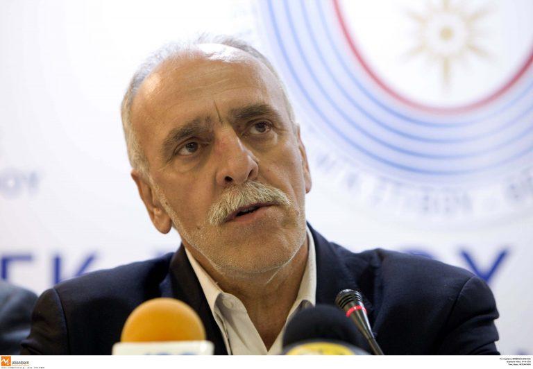Αποχωρεί ο Σεβαστής από τον ΣΕΓΑΣ, αναλαμβάνει ο Παναγόπουλος | Newsit.gr