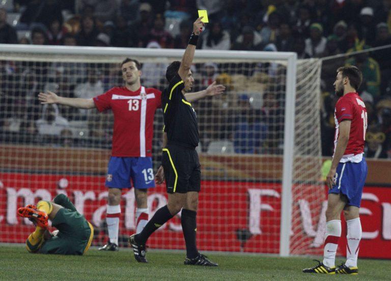 """Αστοχία και """"σφαγή"""", Αυστραλία – Σερβία 2-1   Newsit.gr"""