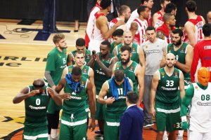 Euroleague: Σφαγή… στη βαθμολογία! Πέντε ισόβαθμοι στη δεύτερη θέση