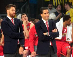 Ολυμπιακός – Φενέρμπαχτσε, Σφαιρόπουλος: «Υπερήφανος για τους παίκτες μου»