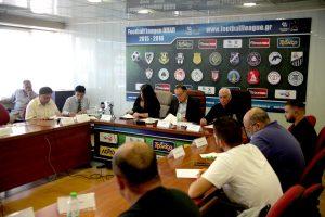 """Εκλογές ΕΠΟ: Η αντιπολίτευση """"πήρε"""" την Football league"""