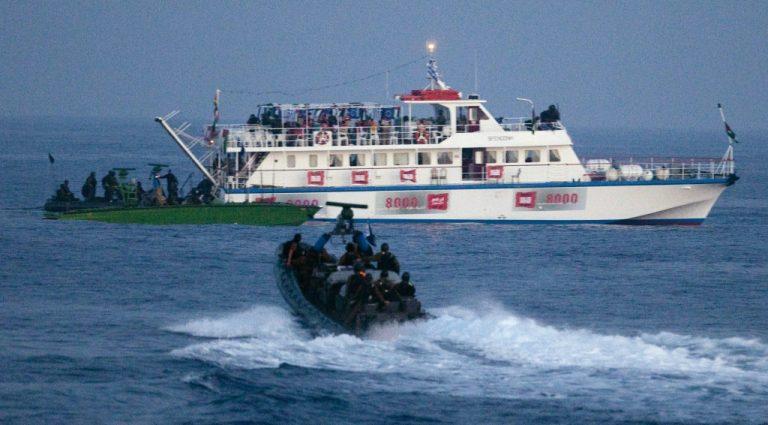 Το Rachel Corrie συνεχίζει την πορεία προς τη Γάζα – Απειλεί το Ισραήλ | Newsit.gr