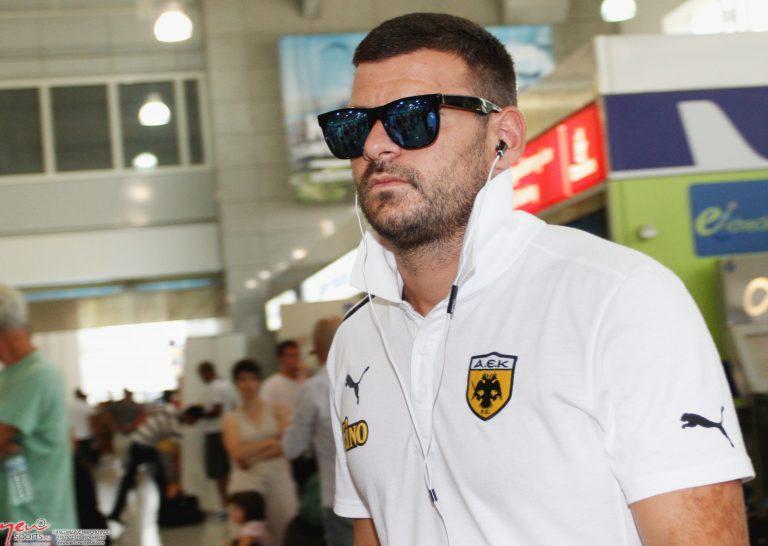 Θέλει να αποχωρήσει από την ΑΕΚ ο Σιαλμάς | Newsit.gr
