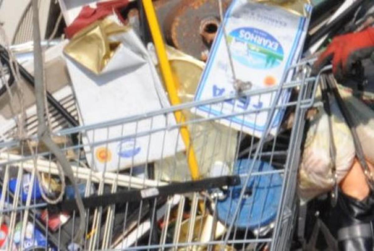 Μαγνησία: Φόρτωσαν 100 κιλά κλεμμένα σίδερα κι έφυγαν αλλά… έπεσαν σε αστυνομικούς | Newsit.gr