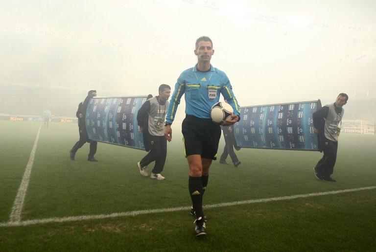 Σιδηρόπουλος στο Φάληρο, Λιαχούδης στο ΟΑΚΑ | Newsit.gr