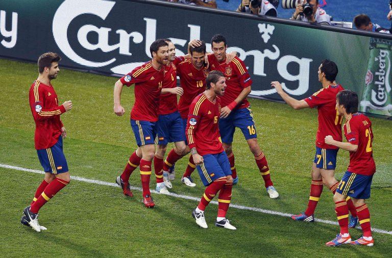 ΤΕΛΙΚΟ: Ισπανία-Ιταλία 4-0 | Newsit.gr