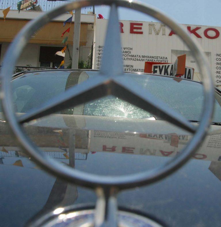 Μεσσηνία: Ληστές με Mercedes!   Newsit.gr