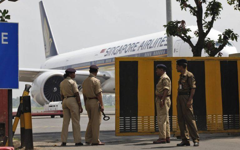Έκτακτη προσγείωση αεροσκάφους της Singapore Airlines έπειτα από ειδοποίηση για βόμβα | Newsit.gr