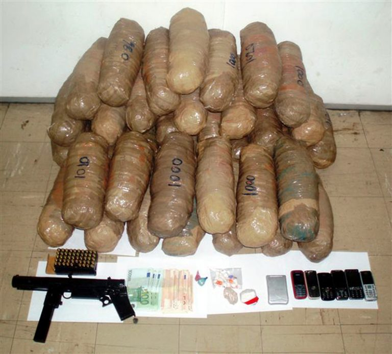 Θεσσαλονίκη: 28 συλλήψεις για εμπορία ναρκωτικών! | Newsit.gr