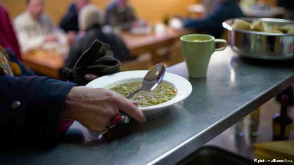 Συσσίτια για ηλικιωμένους στη Γερμανία! | Newsit.gr