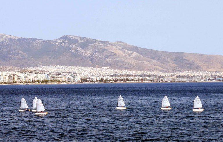 Σητεία: 8 παιδιά στη θάλασσα | Newsit.gr