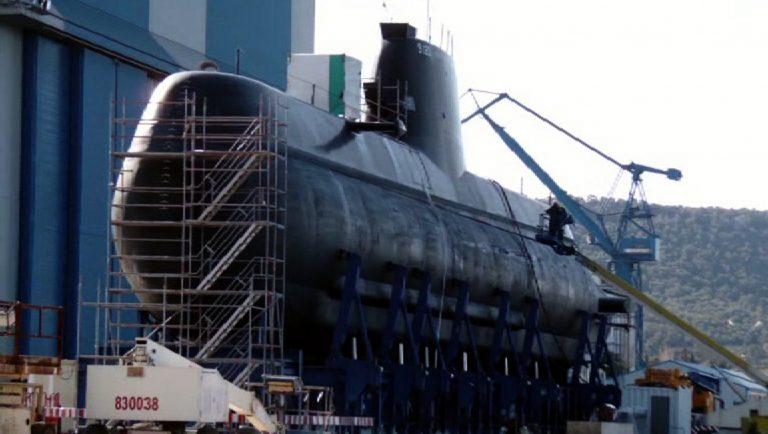 «Βόμβα βυθού» για τα τρία υποβρύχια του ΠΝ στο Σκαραμαγκά | Newsit.gr