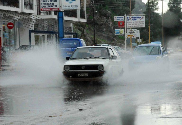 Σκιάθος: Κινδύνεψαν μαθητές από καταιγίδα!   Newsit.gr