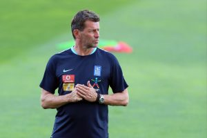 Βέλγιο – Ελλάδα: Θέλει γκολ με το Βέλγιο ο Σκίμπε