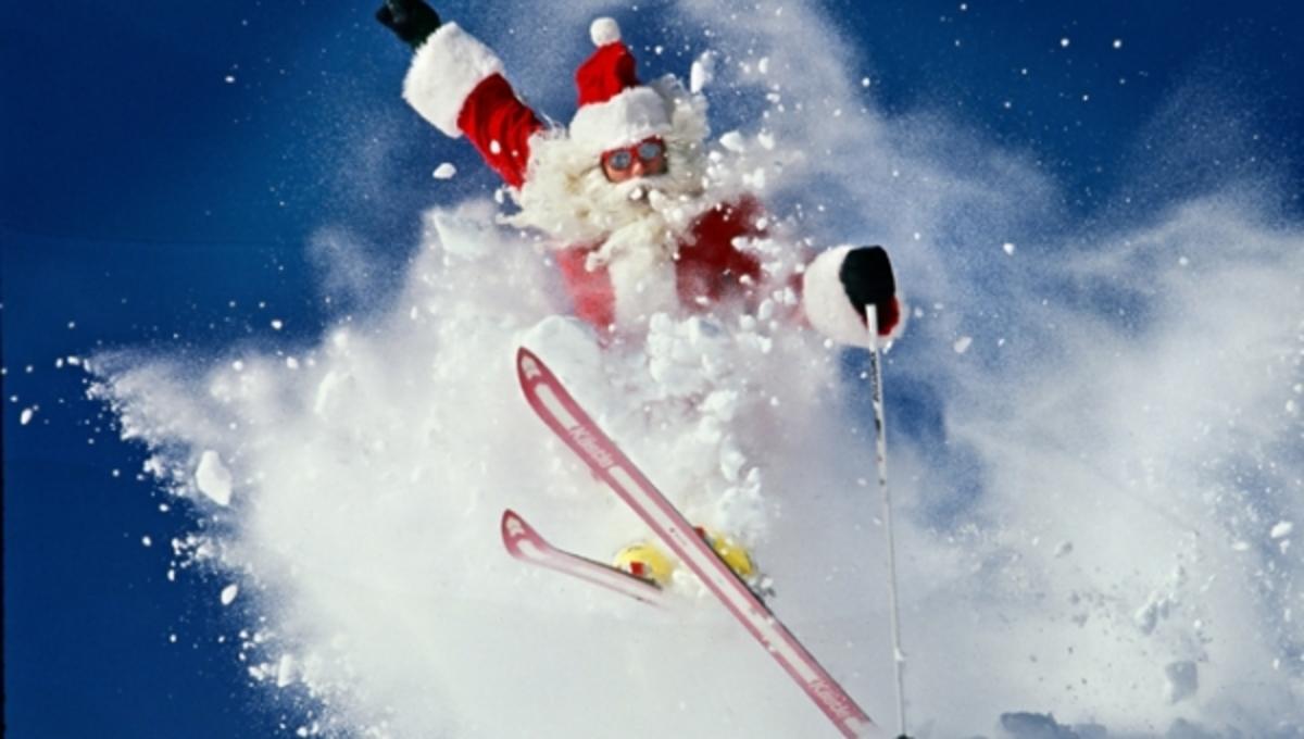 Χιόνι, Χριστούγεννα και σκι. Ποιοι είναι οι πιο συχνοί τραυματισμοί | Newsit.gr