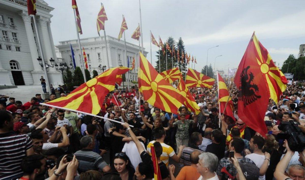 Σκόπια: Στην κυβέρνηση οι Αλβανοί   Newsit.gr