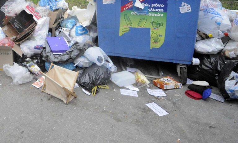 Βουνά τα σκουπίδια στα Χανιά – Μέτρα ζητά η Διεύθυνση Δημόσιας Υγείας | Newsit.gr