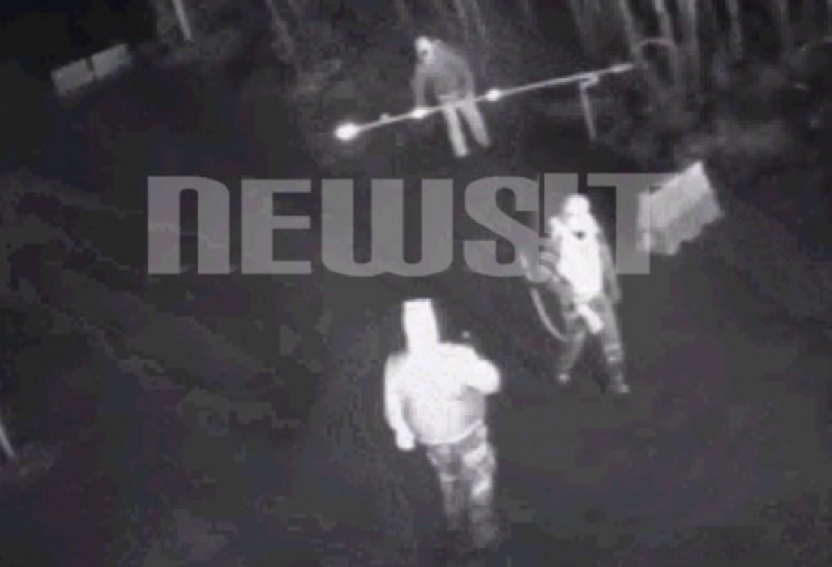 Χαλκιδική: Νέα »σκοτεινή» επίθεση στις Σκουριές – Στοχός ο οδηγός φορτηγού! | Newsit.gr