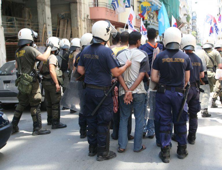 Αστυνομία και Δήμος πήραν… σκούπα   Newsit.gr