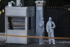 Γαλλική πρεσβεία: Η κίνηση που έσωσε τον αστυνομικό