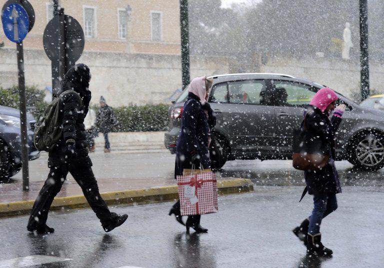 Χιόνια ακόμη και στην Πάρνηθα το Σάββατο | Newsit.gr