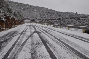 Καιρός: Χιόνια και «πολικές» θερμοκρασίες την Παρασκευή!