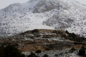 Καιρός – Παραμονή Πρωτοχρονιάς: Χιονιάς και «πολικές» θερμοκρασίες!