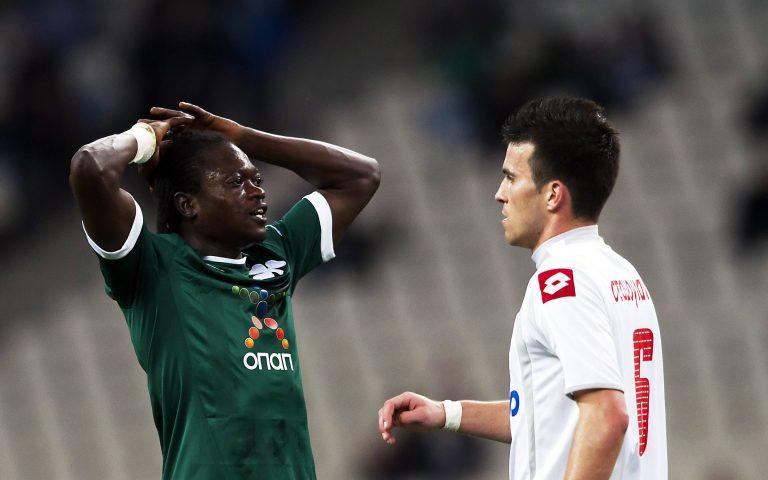 Χάνει 2 ματς του Παναθηναϊκού ο Σο   Newsit.gr