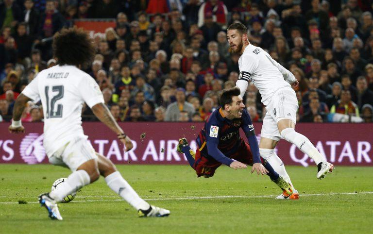 Μπαρτσελόνα - Ρεάλ Μαδρίτης 1-2 ΤΕΛΙΚΟ- Με δέκα παίκτες η Ρεάλ ... d82315840f22f