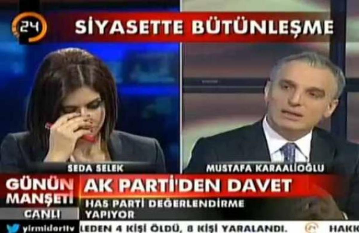 Η πιο διάσημη παρουσιάστρια της Τουρκίας λιποθύμησε την ώρα του δελτίου! ΒΙΝΤΕΟ | Newsit.gr