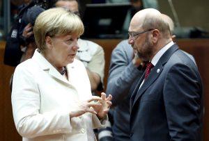 Γερμανία: Ανατροπή για το υπουργείο Οικονομικών! Το διεκδικεί ο Σουλτς