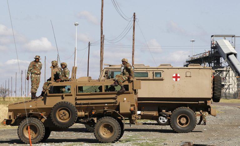 Ν.Αφρική: Άρχισε η έρευνα για την δολοφονία των 34 απεργών μεταλλωρύχων | Newsit.gr