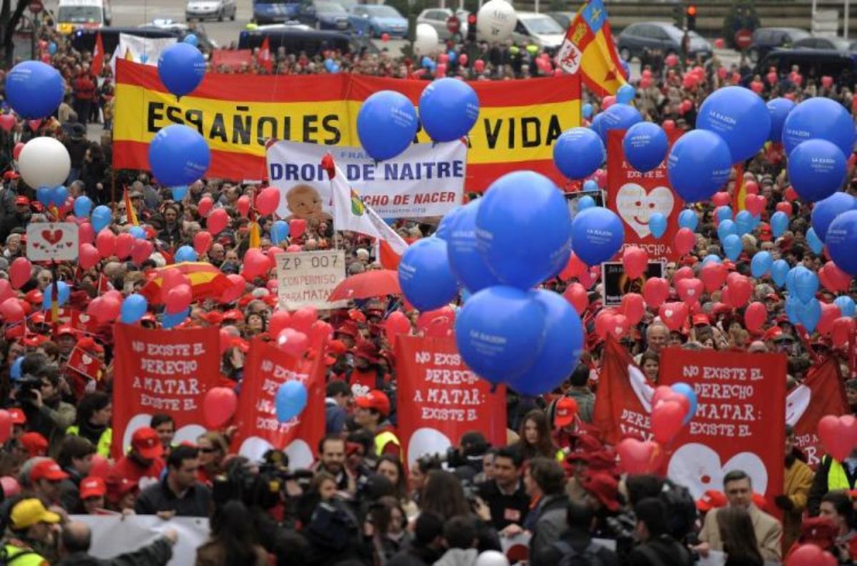 Θα καταργήσει τις εκτρώσεις η ισπανική κυβέρνηση | Newsit.gr