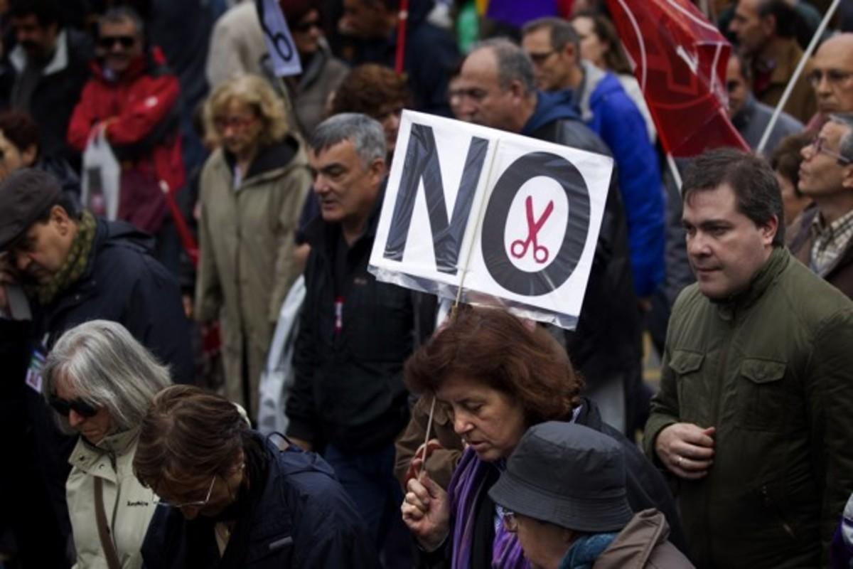 Ένας στους πέντε Ισπανούς ζουν κάτω από το όριο της φτώχειας | Newsit.gr