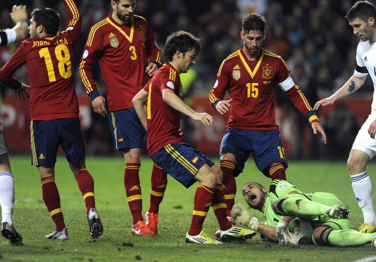 8άρα η Αγγλία, γκέλαρε η Ισπανία (VIDEOS)   Newsit.gr