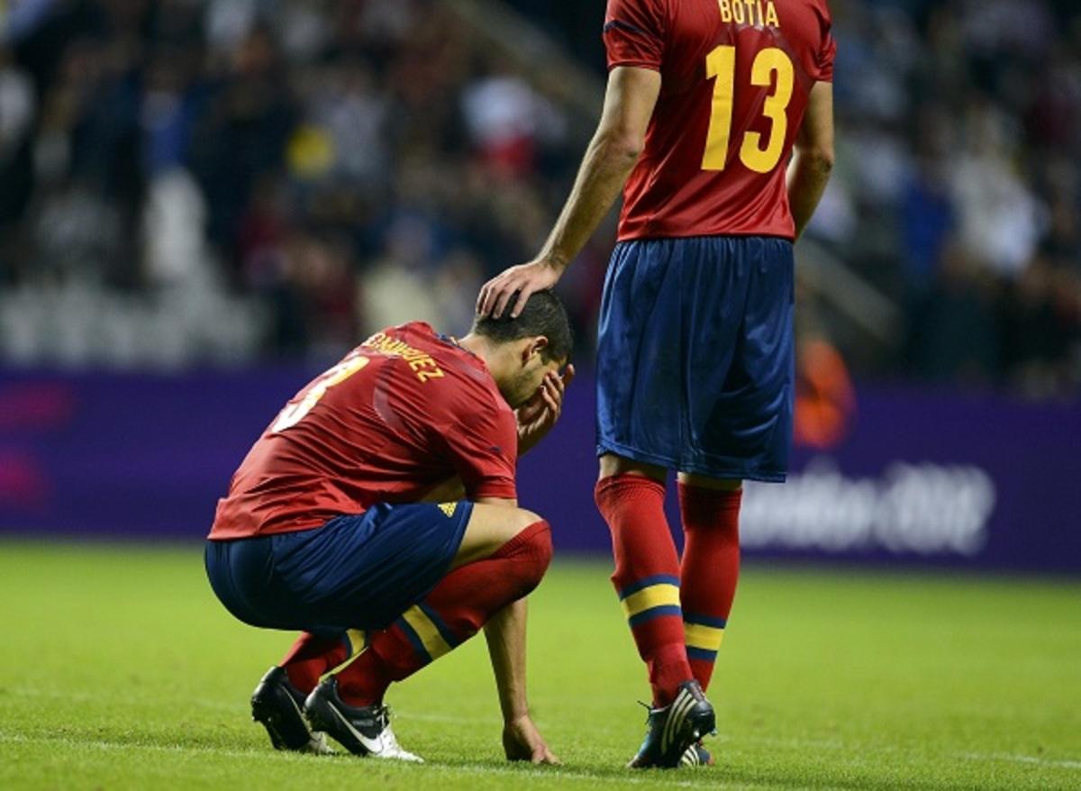 Και… κλάμα οι Ισπανοί – Αποκλείστηκαν οι πρωταθλητές Ευρώπης   Newsit.gr